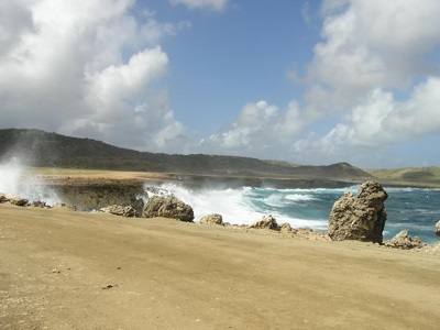 East shore near Budi, Aruba