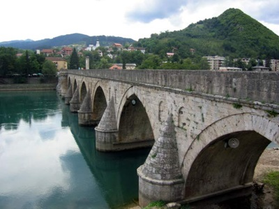Visegrad Bridge, Bosnia and Herzegovina